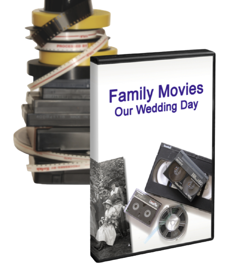 Film to DVD Conversion Melbourne