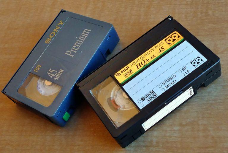 VHS to Digital Conversion Melbourne